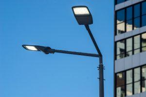 Кронштейн для фонаря уличного освещения