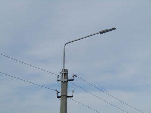 Кронштейны на столбы уличного освещения